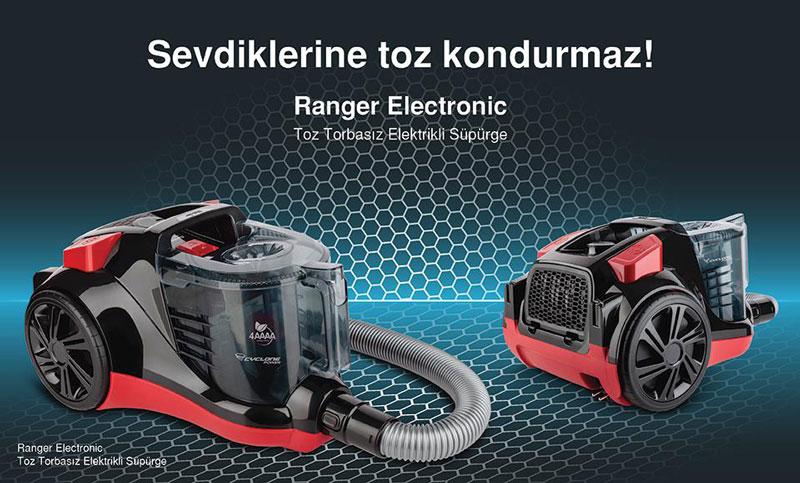 جاروبرقی فکر مدل Ranger Electronic