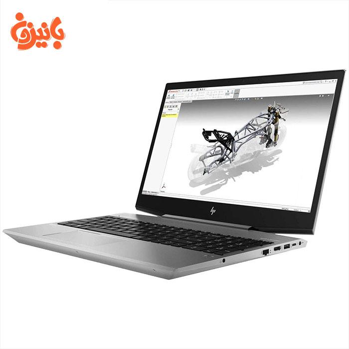 لپ تاپ استوک مدل HP ZBook 15v G5