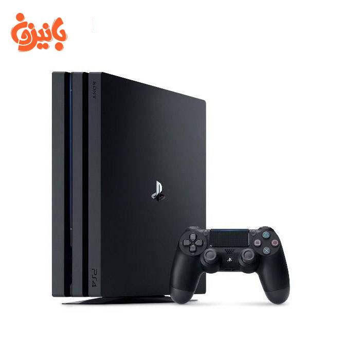 کنسول بازی سونی مدل Playstation 4 Pro ظرفیت 1 ترابایت