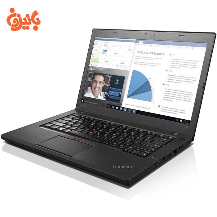 لپ تاپ استوک مدل Lenovo Thinkpad T460