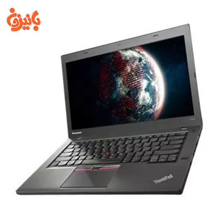 لپ تاپ استوک مدل Lenovo Thinkpad T450