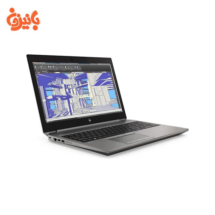 لپ تاپ استوک مدل HP ZBook 15 G6