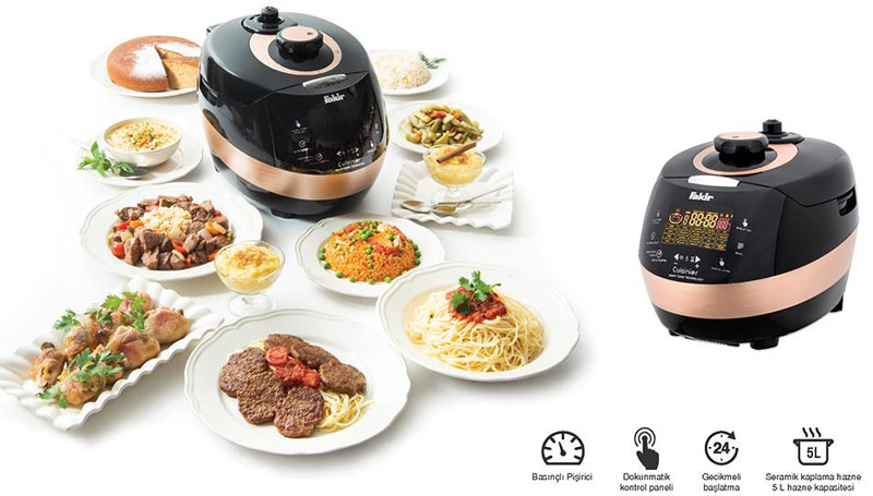 زودپز چند منظوره فکر مدل Cuisinier