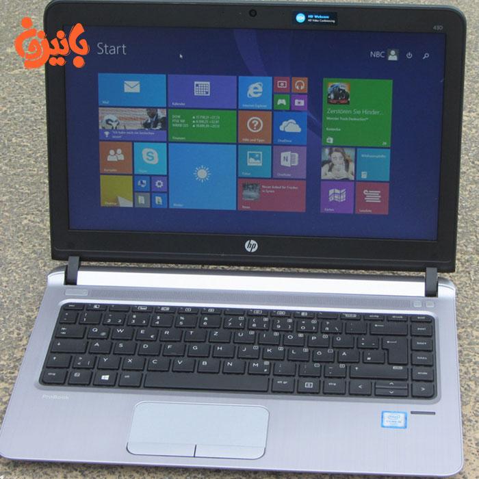 لپ تاپ استوک اچ پی مدل PROBOOK 430 G3
