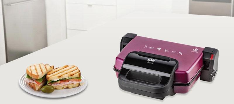 ساندویچ ساز فکر مدل Gravis