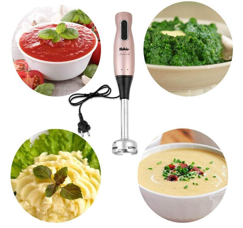 غذاساز فکر مدل Lucca Q