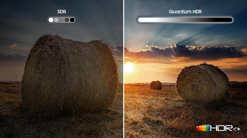 نمایش تصاویر با کیفیت 4K UHD