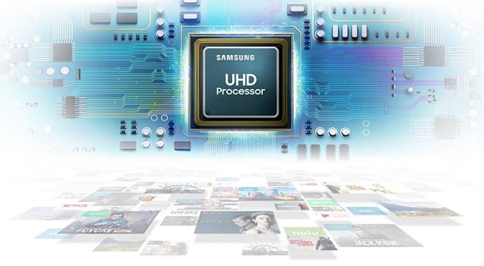 کیفیت تصویر قوی با پردازنده 4 هسته ای
