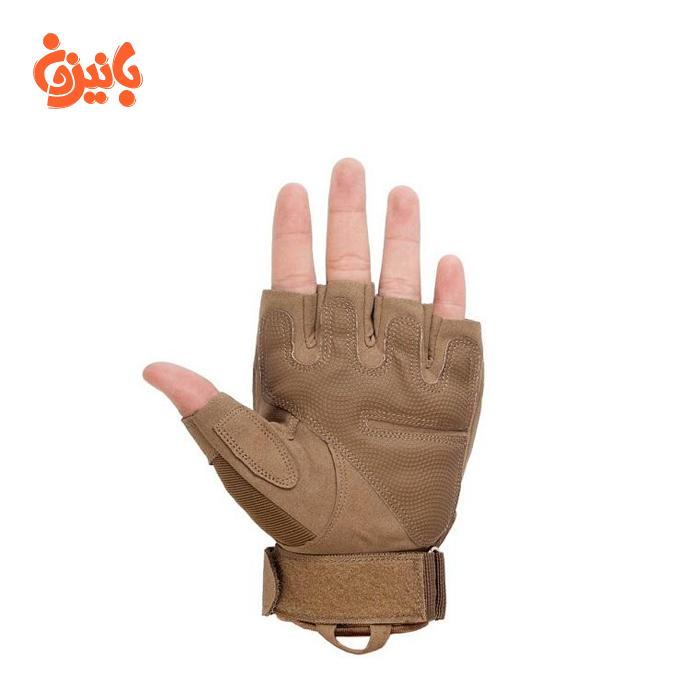 دستکش نیم انگشتی