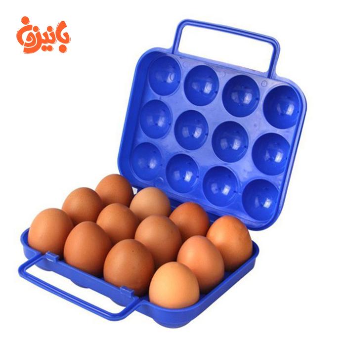 جا تخم مرغی 12 عددی