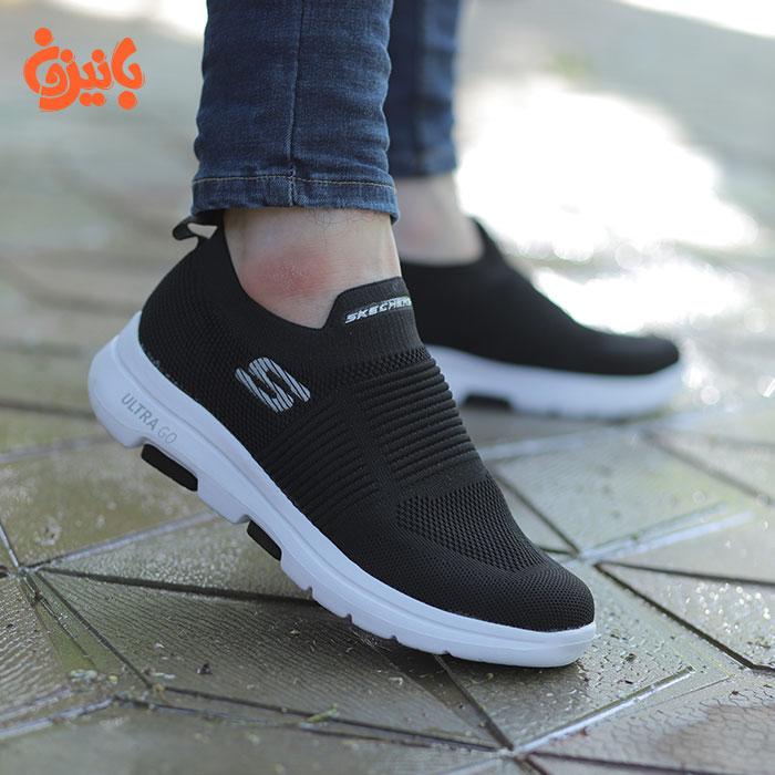 کفش جورابی اسکیچرز