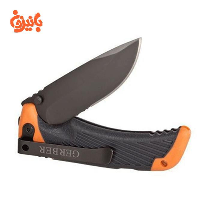 چاقو سفری گربر کد ۱۱۴b