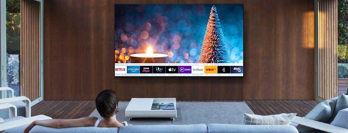 تلویزیون 43اینچ سامسونگ 43t5300