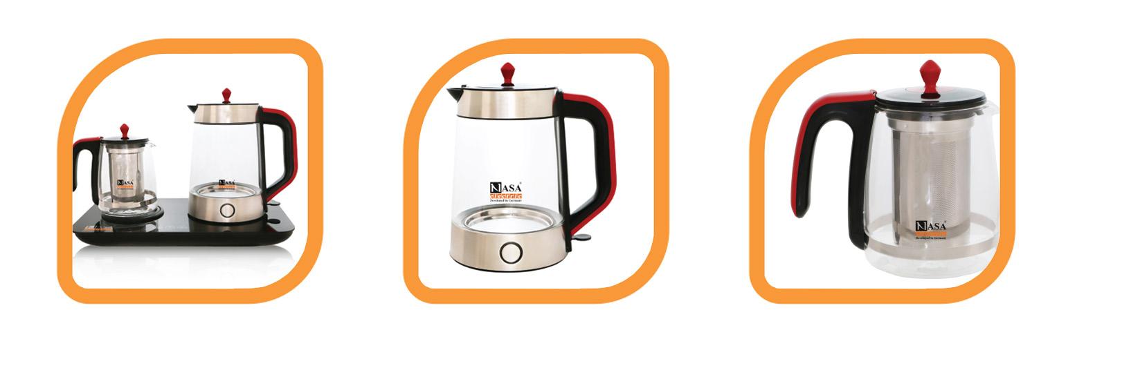 چای ساز NS-513