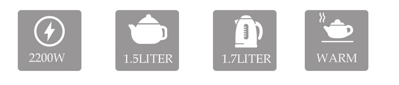 چای ساز NS-522