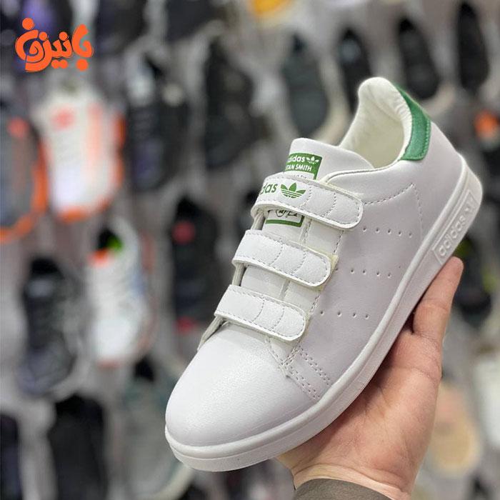 کفش اسپورت سفید ادیداس