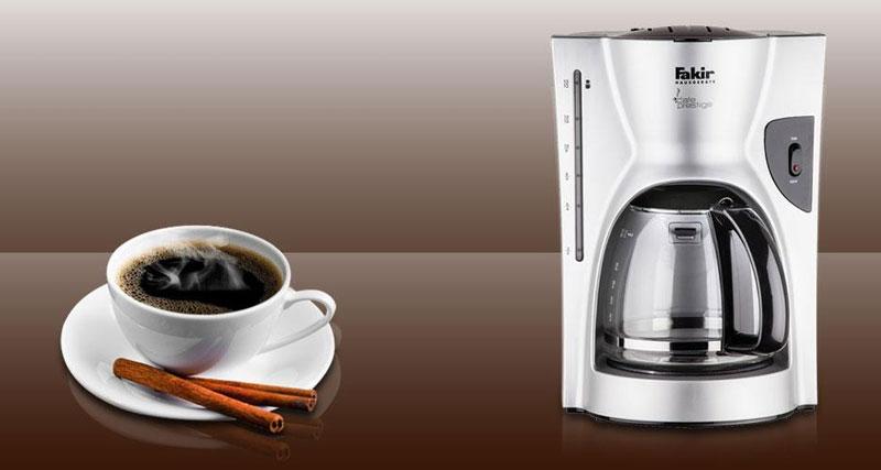 قهوه ساز فکر مدل CAFE PRESTIGE