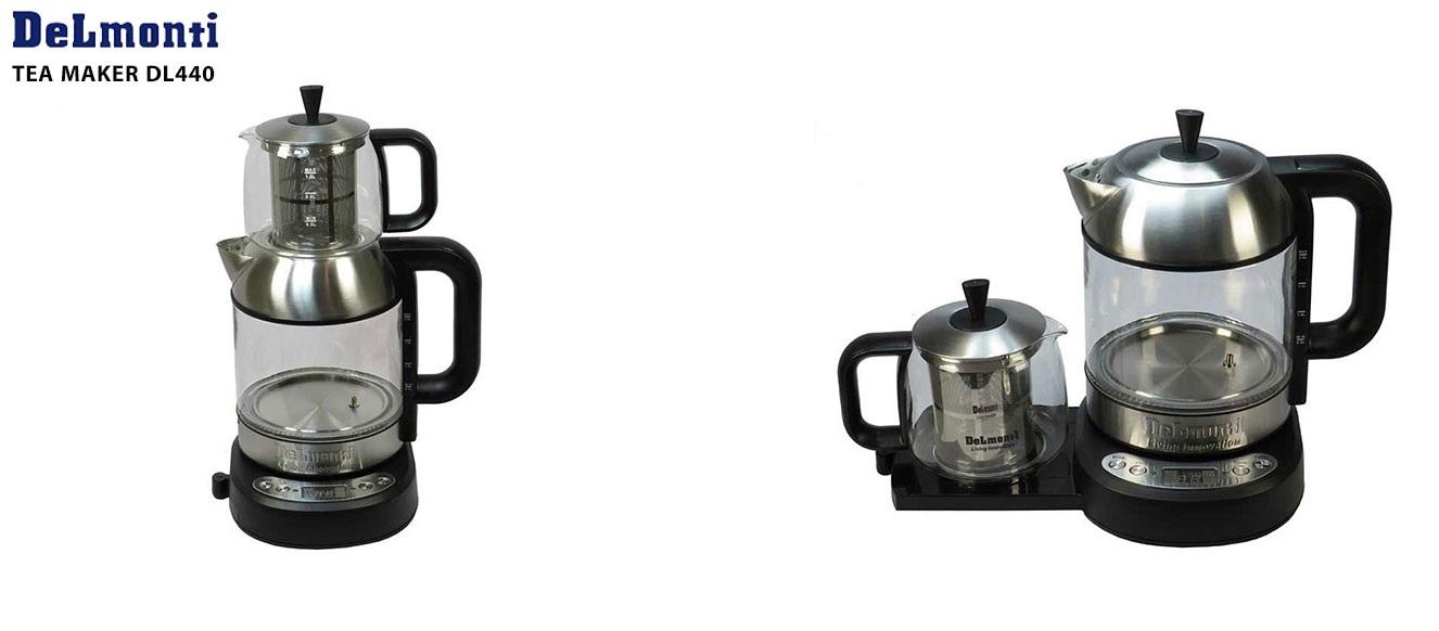 چای ساز دلمونتی مدل DL 440