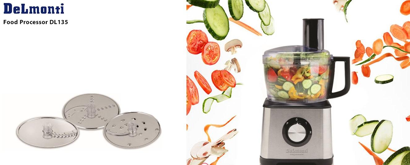 غذاساز چندکاره دلمونتی مدل DL 135